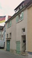 Ansicht von Norden / Wohnhaus, ehemalige Scheuer in 74354 Besigheim (30.06.2016 - Martin Haußmann)