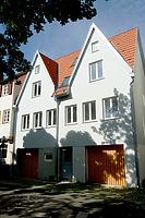 Ansicht von Nordost / Wohnhaus in 74354 Besigheim (04.07.2016 - M. Haußmann)