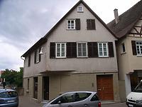 Ansicht von Südosten / Wohnhaus in 74354 Besigheim (Denkmalpflegerischer Werteplan, Gesamtanlage Besigheim, Regierungspräsidium Stuttgart)