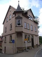 Ansicht von Norden / Wohnhaus in 74354 Besigheim (Denkmalpflegerischer Werteplan, Gesamtanlage Besigheim, Regierungspräsidium Stuttgart)