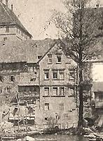 Enzseite  1945 / Wohnhaus in 74354 Besigheim (Stadtarchiv Besigheim)