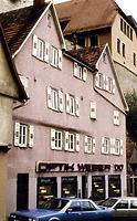 um 1951 / Geschäftshaus in 74354 Besigheim (08.07.1988 - M.Haußmann)