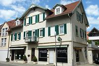 Westseite / Wohn- und Geschäftshaus in 74354 Besigheim (15.07.2016 - M.Haußmann)