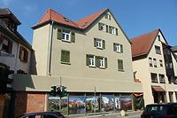 Ostseite / Wohn- und Geschäftshaus in 74354 Besigheim (26.07.2016 - M.Haußmann)