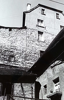Westseite, von der Enz  / Wohn- und Geschäftshaus in 74354 Besigheim (21.08.2014)