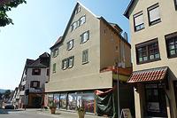 Nord-Ostseite / Wohn- und Geschäftshaus in 74354 Besigheim (26.07.2016 - M.Haußmann)