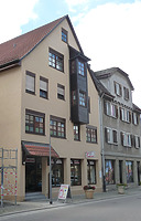 Ostseite / Wohn- und Geschäftshaus in 74354 Besigheim (15.07.2016 - M.Haußmann)