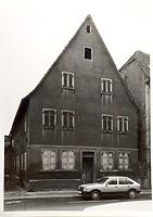 Ostseite / Wohn- und Geschäftshaus in 74354 Besigheim (Stadtarchiv Besigheim)