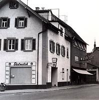 Nord-westseite / Wohn- und Geschäftshaus in 74354 Besigheim (Stadtarchiv Besigheim)