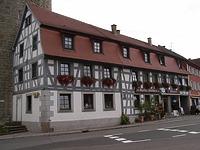 Nord- Westseite / Wohn- und Geschäftshaus in 74354 Besigheim (Denkmalpflegerischer Werteplan,  Gesamtanlage Besigheim  Regierungspräsidium Stuttgart)