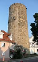 Ansicht von Nordwest / Waldhornturm in 74354 Besigheim (25.07.2016 - M. Haußmann)