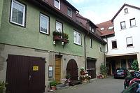 Ansicht von Süden / Wohnhaus in 74354 Besigheim (16.07.2016 - M. Haußmann)