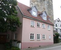 Ansicht von Nordwest / Wohnhaus in 74354 Besigheim (26.07.2016 - M. Haußmann)