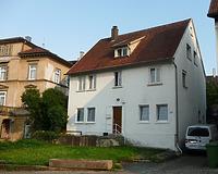 Nordseite / Wohnhaus in 74354 Besigheim (26.07.2016 - M.Haußmann)