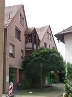 Neubau Hauptstraße 49  Nord- Westseite / Abgebrochenes Ackerbürgerhaus jetzt Wohnhaus in 74354 Besigheim (22.07.2016 - M.haußmann)