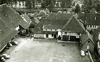 Kelterplatz vor 1959 / Stadthalle Alte Kelter  in 74354 Besigheim (Stadtarchiv Besigheim)