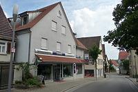 Hauptstraße 65 /1  Geschäftshaus, ehemaliges Kino / Wohn- und Geschäftshaus Nr. 65 und 65 /1 in 74354 Besigheim (16.07.2016 - M.Haußmann)