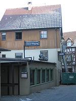 Westseite  vor Umbau / Wohn- und Gasthaus in 74354 Besigheim (Fam. Kobar)