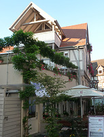 Westseite nach Umbau 2003 / Wohn- und Gasthaus in 74354 Besigheim (M. Haußmann)