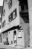 um 1950 / Wohnhaus in 74354 Besigheim (M.Haußmann)