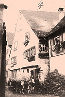 um 1900 / Wohnhaus in 74354 Besigheim (M.Haußmann)
