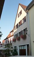 Nordseite / Wohnhaus in 74354 Besigheim (27.08.2016 - M.Haußmann)