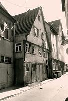 Nordseite   1980 / Wohnhaus in 74354 Besigheim (M.Haußmann)