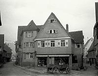 Nach 1930 / Wohnhaus in 74354 Besigheim (24.08.2016 - Stadtarchiv Besigheim)