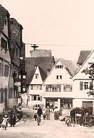 vor 1880 / Wohnhaus in 74354 Besigheim (Stadtarchiv Besigheim)