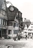 Ansicht von Südost / Wohn- und Geschäftshaus in 74354 Besigheim (Stadtarchiv Besigheim)