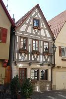 Ansicht von Osten / Wohnhaus in 74354 Besigheim (15.09.2016 - M. Haußmann)
