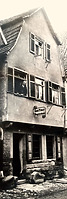 Historische Aufnahme, Ansicht von Osten / Wohnhaus in 74354 Besigheim (Stadtarchiv Besigheim)
