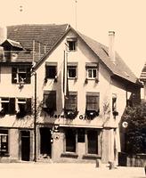 Wohn- und Geschäftshaus in 74354 Besigheim (Stadtarchiv Besigheim)