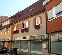 Nordseite / Wohn- und Geschäftshaus in 74354 Besigheim (15.09.2016 - M.Haußmann)