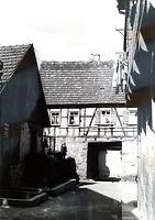 um 1950 / Wohnhaus in 74354 Besigheim (Stadtarchiv Besigheim)