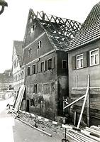 1960 / Wohn- und Geschäftshaus in 74354 Besigheim (Stadtarchiv Besigheim)