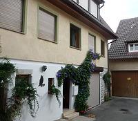 Südseite / Wohnhaus in 74354 Besigheim (15.09.2016 - M.Haußmann)