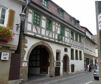 Südwestseite / Hotel in 74354 Besigheim (15.09.2016 - M.Haußmann)