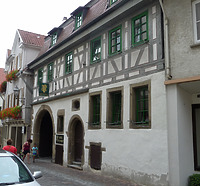Hotel in 74354 Besigheim (15.09.2016 - M.Haußmann)