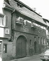 um 1970 / Hotel in 74354 Besigheim (M.Haußmann)