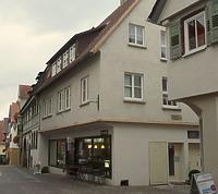 Südwestseite / Wohn- und Geschäftshaus in 74354 Besigheim (19.09.2016 - M.Haußmann)