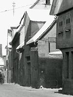 Historische Aufnahme des Magazins ca. 1950 / Wohn- und Geschäftshaus in 74354 Besigheim (Stadtarchiv Besigheim )