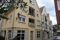 Gebäudegruppe im Schlosshof 3,  Nordwestseite / Weingärtnerhaus, abgegangen in 74354 Besigheim (29.08.2016 - M.Haußmann)