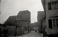 Historisches Bild Kirchstraße 57 / Weingärtnerhaus, abgegangen in 74354 Besigheim (24.08.2016 - Stadtarchiv Besigheim)