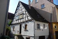 Nordseite / Wohnhaus in 74354 Besigheim (23.09.2016 - M.Haußmann)