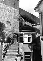 Ansicht von Westen / Wohnhaus in 74354 Besigheim (Stadtarchiv Besigheim)