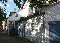 Ansicht von Süden / Wohnhaus in 74354 Besigheim (12.10.2016 - M. Haußmann)