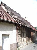 Ansicht von Südosten / Scheune in 74354 Besigheim (Denkmalpflegerischer Werteplan, Gesamtanlage Besigheim, Regierungspräsidium Stuttgart)
