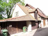 Ansicht von Südost / Scheune in 74354 Besigheim (Denkmalpflegerischer Werteplan, Gesamtanlage Besigheim, Regierungspräsidium Stuttgart)