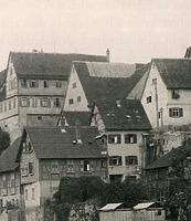 Wohnhaus in 74354 Besigheim (Stadtarchiv Besigheim)